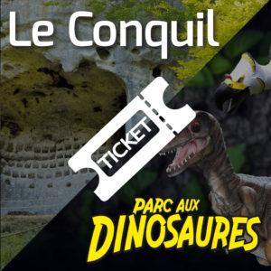 Le Conquil + Parc aux dinosaures